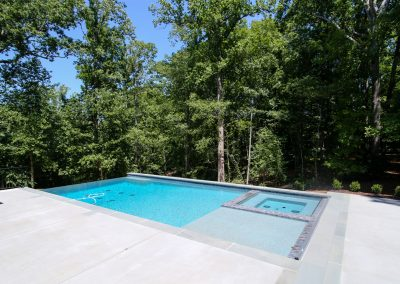 Loyd Builders Suburban Farmhouse 059 Pool