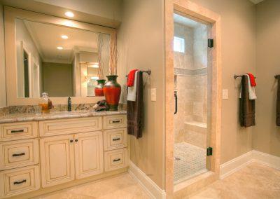 Loyd Builders Sunset Lake Village Lot 32 014 Master Bathroom