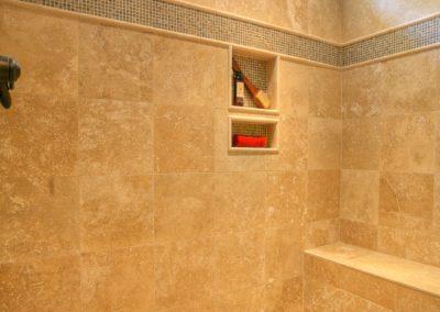 Loyd Builders Sunset Lake Village Lot 32 015 Master Shower