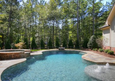 Loyd Builders Sunset Lake Village Lot 32 026 Pool