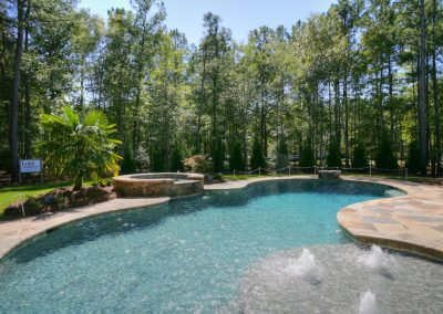 Loyd Builders Sunset Lake Village Lot 32 027 Pool