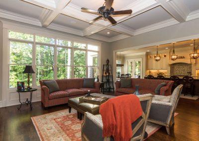 Loyd Builders Umstead Lot 15 006 Living Room