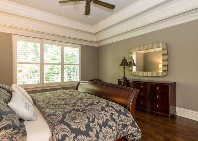 Loyd Builders Umstead Lot 15 016 Master Bedroom
