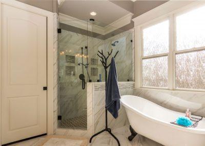 Loyd Builders Umstead Lot 15 018 Master Bathroom