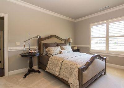 Loyd Builders Umstead Lot 15 020 Bedroom