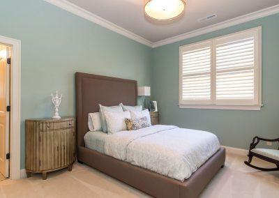 Loyd Builders Umstead Lot 15 023 Bedroom