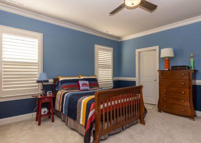 Loyd Builders Umstead Lot 15 025 Bedroom