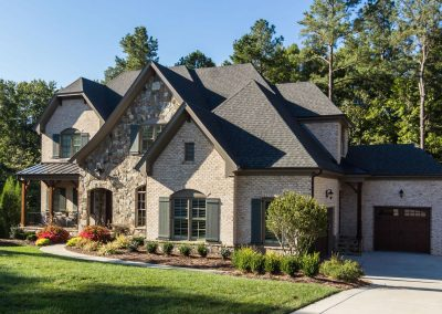 Loyd Builders Umstead Lot 15 030 Front Exterior