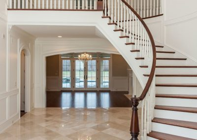 Loyd Builders West Cary Traditional 005 Foyer