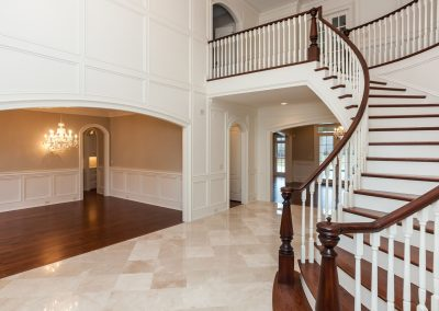 Loyd Builders West Cary Traditional 006 Foyer
