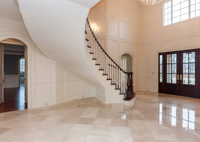 Loyd Builders West Cary Traditional 007 Foyer