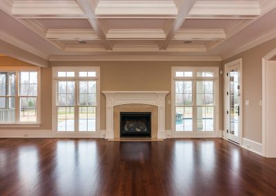 Loyd Builders West Cary Traditional 012 Family Room
