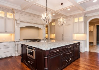 Loyd Builders West Cary Traditional 016 Kitchen