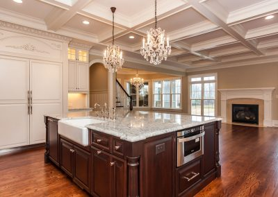 Loyd Builders West Cary Traditional 017 Kitchen