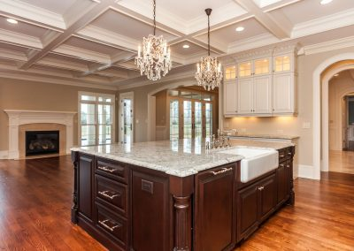 Loyd Builders West Cary Traditional 018 Kitchen
