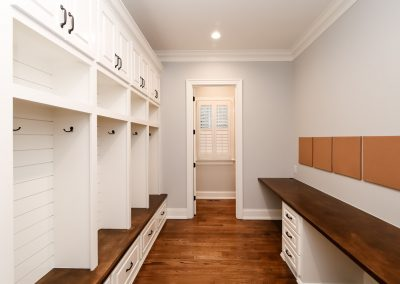 Loyd Builders Winding Way Lot 1 005 Mudroom