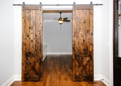 Loyd Builders Winding Way Lot 1 009 Sliding Barn Doors