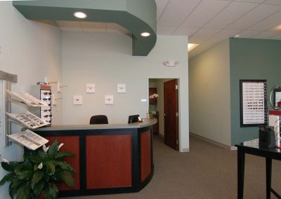 Loyd Builders Commercial Construction Triangle Vision Office 07
