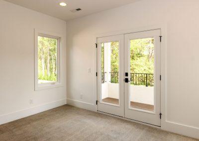 Loyd Builders Lot 37 Colvard Farms 011 Master Bedroom Porch