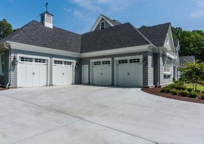Loyd Builders Chatham County Estate 006 Garage