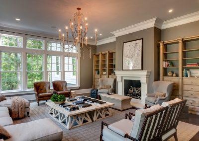 Loyd Builders Chatham County Estate 014 Living Room