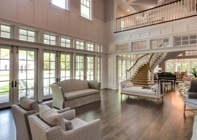 Loyd Builders Chatham County Estate 016 Family Room