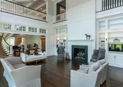 Loyd Builders Chatham County Estate 019 Living Room