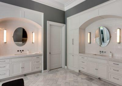 Loyd Builders Chatham County Estate 029 026 Master Bathroom