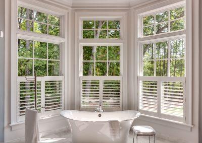 Loyd Builders Chatham County Estate 030 027 Master Bathroom