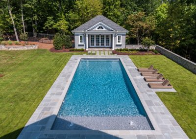 Loyd Builders Chatham County Estate 049 046 Pool View
