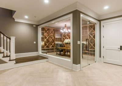 Loyd Builders Chatham County Estate 056 053 Wine Cellar