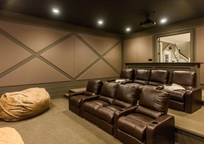 Loyd Builders Chatham County Estate 062 059 Theater Room