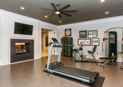 Loyd Builders Chatham County Estate 063 060 Fitness Room