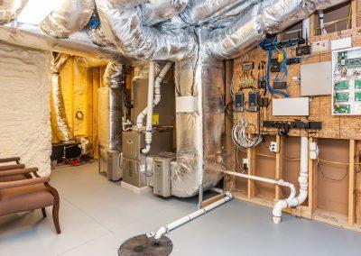 Loyd Builders Chatham County Estate 065 062 Mechanical Room