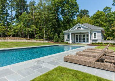 Loyd Builders Chatham County Estate 070 067 Pool