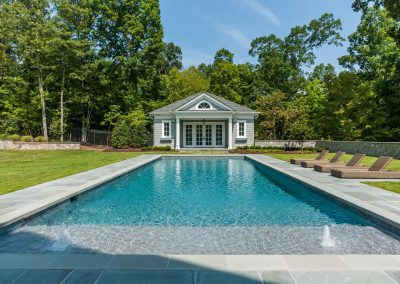 Loyd Builders Chatham County Estate 2 Pool