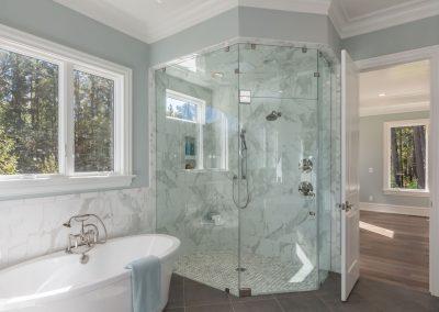 Loyd Builders Colvard Cottage 038 Master Bathroom