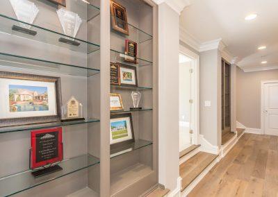 Loyd Builders Colvard Cottage 045 Hallway
