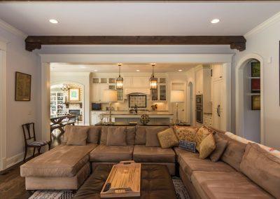 Loyd Builders Colvard Farms Lot 134 014 Living Room