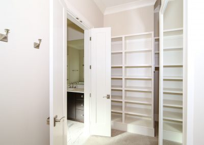 Loyd Builders Colvard Farms Lot 17 012 Master Closet