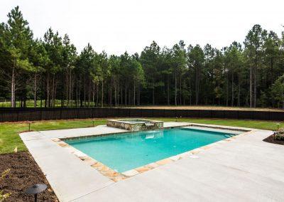 Loyd Builders Colvard Farms Lot 181 031 Pool