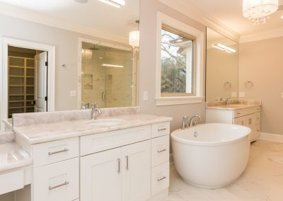 Loyd Builders Colvard Farms Lot 36 036 Master Bathroom