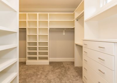 Loyd Builders Colvard Farms Lot 36 037 Master Closet