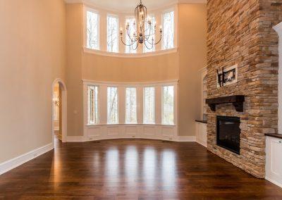 Loyd Builders Hasentree Lot 187 020 Living Room