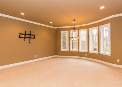 Loyd Builders Hasentree Lot 187 043 Bonus Room