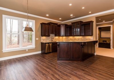 Loyd Builders Hasentree Lot 187 046 Basement Kitchen