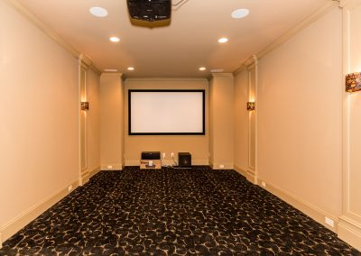 Loyd Builders Hasentree Lot 187 049 Theater Room