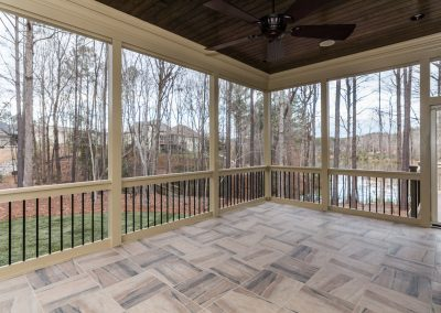 Loyd Builders Hasentree Lot 187 052 Screened Porch